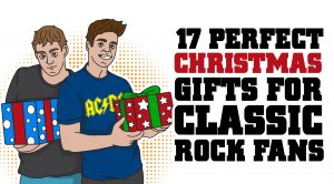17 Perfect Christmas Gifts For Classic Rock Fans