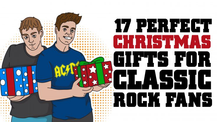17 Perfect Christmas Gifts For Classic Rock Fans | Society Of Rock Videos