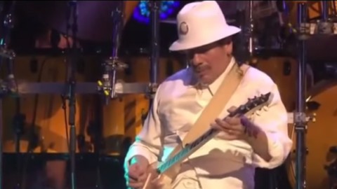 "Carlos Santana – ""A Love Supreme"" Live 