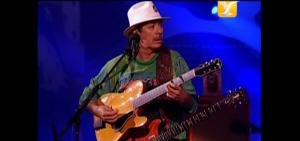 Santana- Africa Bamba (WATCH)