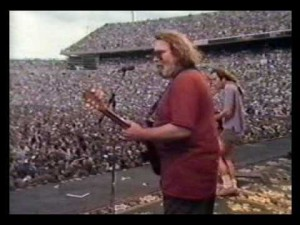 Grateful Dead- Cold Rain And Snow (WATCH)