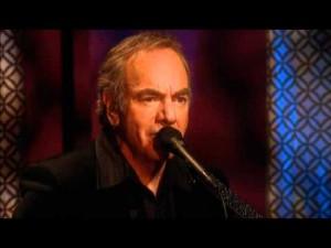 Neil Diamond – Pretty Amazing Grace (WATCH)