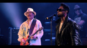"Santana's ""Indy"" Featuring Miguel (WATCH)"
