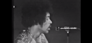 "Jimi Hendrix – ""Spanish Castle Magic"" Live In Sweden"