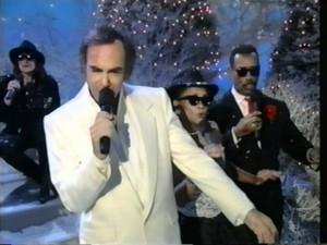 Neil Diamond – White Christmas (WATCH)