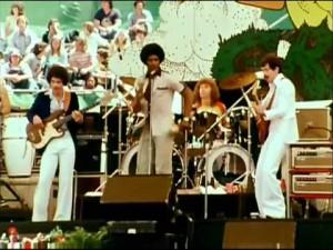 Santana- Carnaval / Let The Children Play (WATCH)