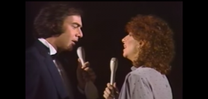 Neil Diamond Duets With Barbra Streisand