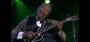Awesome Solo From B.B. King