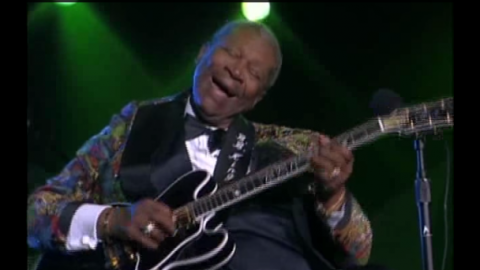 Awesome Solo From B.B. King | Society Of Rock Videos