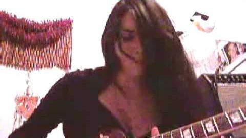 Girl Guitarist Plays Santana And Blows Us Away   Society Of Rock Videos