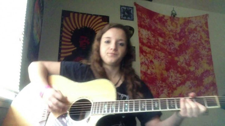 "Girl Plays Grateful Dead's ""Ripple"" And It's Amazing 