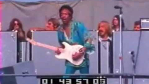 One Of Jimi Hendrix Best Solos Ever | Society Of Rock Videos