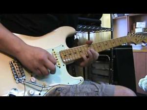 Jimi Hendrix – Machine Gun (Cover Jam)