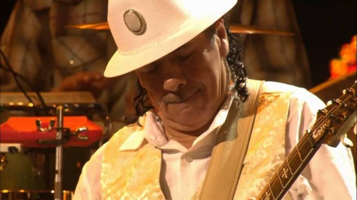 "Santana – ""Jingo"" Live At Montreux | Society Of Rock Videos"