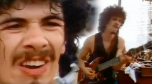 "Carlos Santana Takes Woodstock By Storm With ""Soul Sacrifice"""