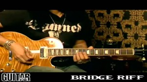 "Slash Guitar Lesson For ""Paradise City """