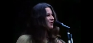"""Janis Joplin Wows The Crowd With A Live Version Of """"Combination Of The Two"""""""
