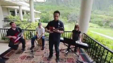 Europa Cover ( ukulele, cajon, keyboard, bass) | Society Of Rock Videos