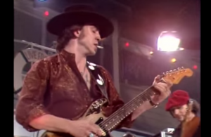 "SRV Rocks The Montreux Jazz Festival With ""Hide Away"""