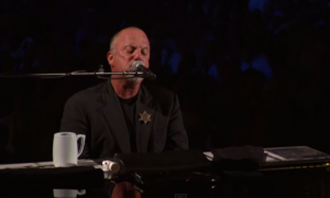 "Beautiful Billy Joel Classic ""Lullabye (Goodnight, My Angel)"" Performed Live"