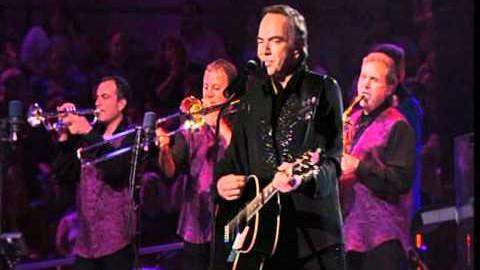 "Neil Diamond Rocking ""Kentucky Woman"" Live | Society Of Rock Videos"