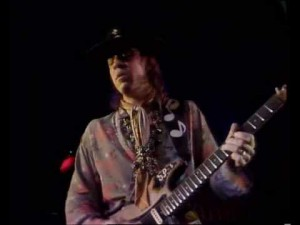 """SRV Rocking El Mocambo With A Live Performance Of """"So Excited"""""""