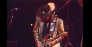 "SRV Ripping His Live Performance Of ""Wham!"""