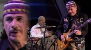 "Santana Tearing Up ""Black Magic Woman"" Live"