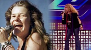 """X Factor Contestant With AWESOME """"Cry Baby"""" Cover"""