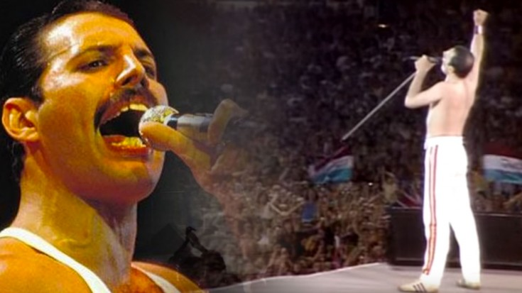 "Queen- ""Bohemian Rhapsody"" Live Performance HD 