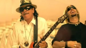 "Santana And Nickelback Collaborate For ""Into The Night"""
