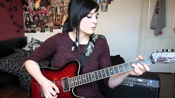 """A Cover By Izzy Johnson On The Classic Jimi Hendrix Song """"The Wind Cries Mary"""" 