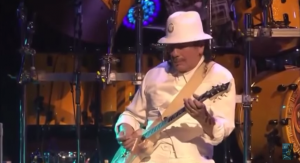 "Enchanting Live Rendition Of ""A Love Supreme"" By Santana And McLaughlin"