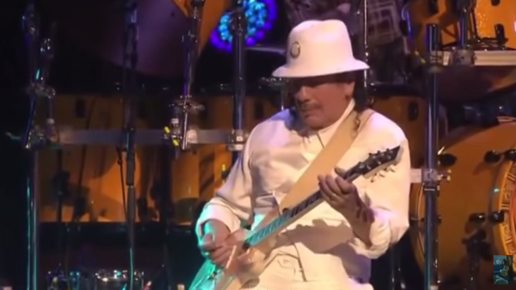 """Enchanting Live Rendition Of """"A Love Supreme"""" By Santana And McLaughlin 