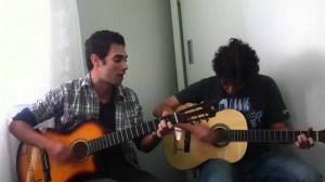 """A Porra Toda's Awesome Cover For Santana's """"Maria Maria"""""""