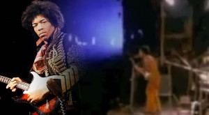 """Awesome Video of """"All Along The Watchtower"""" By Jimi Hendrix"""
