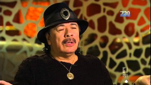 An ABC Interview With Carlos Santana