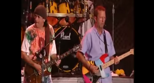 Awesome Live Performance Of Carlos Santana and Eric Clapton
