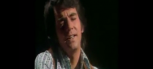 "Neil Diamond Sings ""Both Sides Now"" Live At The Music Scene"