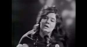 "Janis Joplin Performs ""Coo Coo"" Live With Big Brother and the Holding Company"