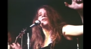 """Janis Joplin Shakes New York City With """"Down On Me"""" Live"""