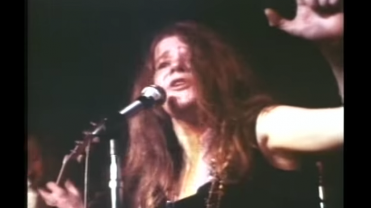 "Janis Joplin Shakes New York City With ""Down On Me"" Live 