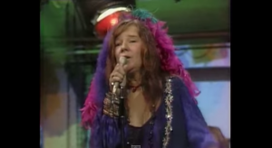 "Power-packed Performance Of Janis Joplin's ""Get It While You Can"""