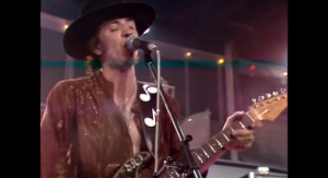 "SRV Performs ""Give Me Back My Wig"" Live At The Montreux Jazz Festival"