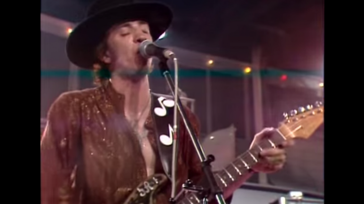 "SRV Performs ""Give Me Back My Wig"" Live At The Montreux Jazz Festival 