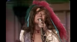 "Legendary Live Performance Of ""Half Moon"" By Janis Joplin"