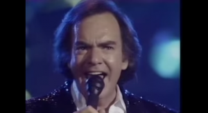 "Music Video For Neil Diamond's ""Headed For The Future"""