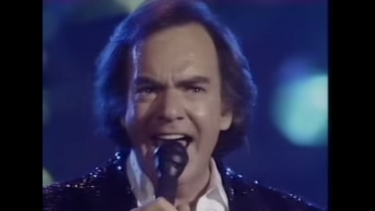 "Music Video For Neil Diamond's ""Headed For The Future"" 