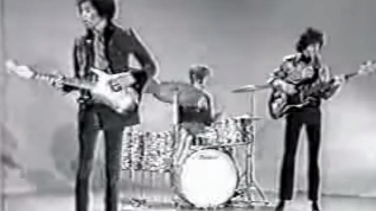 "Vintage Footage of ""Hey Joe"" LIVE | Society Of Rock Videos"