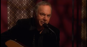 "High Quality Video Of Neil Diamond's ""If I Don't See You Again"" Live"